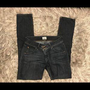 Hudson Jeans Size 27 Collin Flap Skinny